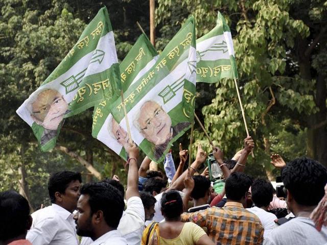 2015 Bihar elections,2015 Bihar polls,Lalu-Nitish alliance