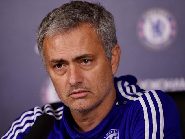 Chelsea manager Jose Mourinho,Chelsea vs Stoke City,Roman Abramovich