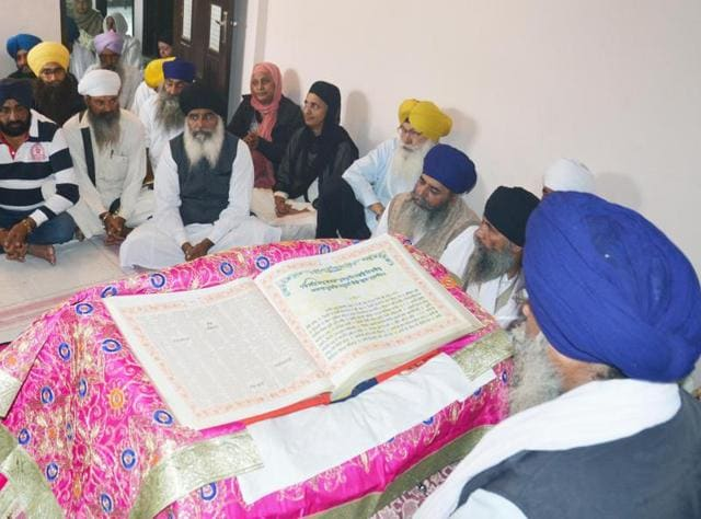 "Called by the Shiromani Akali Dal (Amritsar), United Akali Dal (UAD), SAD (1920), and Sikh Sangharsh Samiti against the appeals of religious and political leaders, the gathering will begin with the 'bhog' (conclusion) of the ""akhand paath"" on Tuesday."