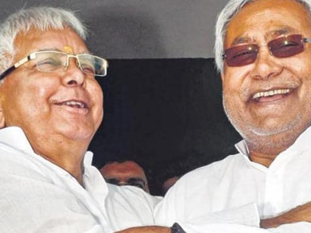 "In the purported conversation presented in this piece, Nitish Kumar said, ""Isn't it ironic the word 'politics' comes from the Greek word polis, or city-state, while here we are doing politics in rural Bihar?"""
