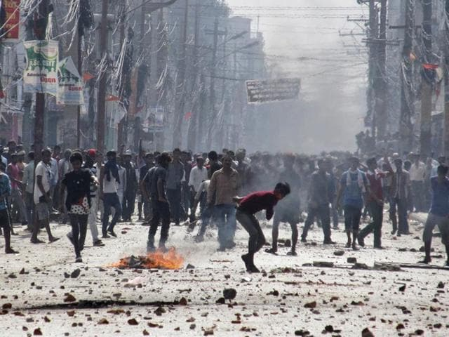 Madhesi parties
