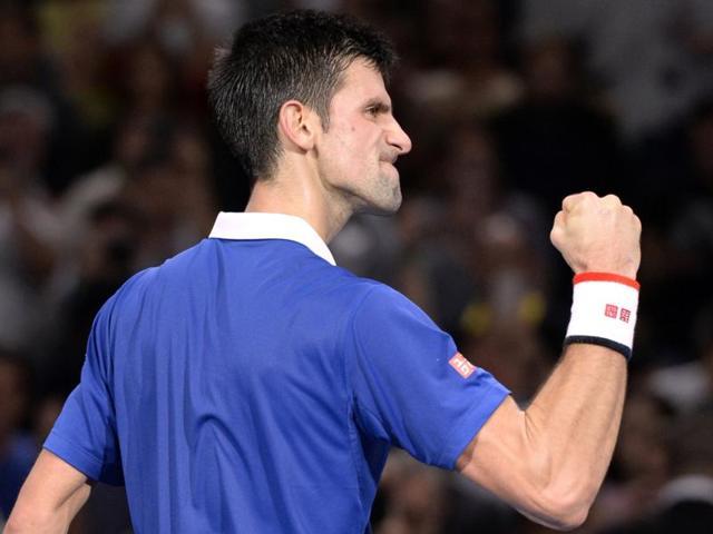 BNP Paribas Paris Masters,Andy Murray,David Ferrer