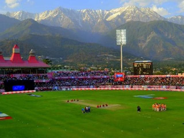 The Board for Control of Cricket in India (BCCI) has  approved Dharamsala  cricket Stadium as a Test venue.