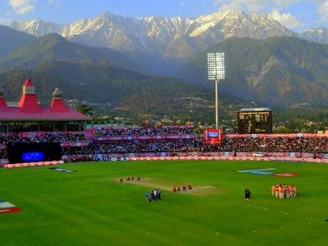 Dharamshala,Indian Premium League,Anurag Thakur