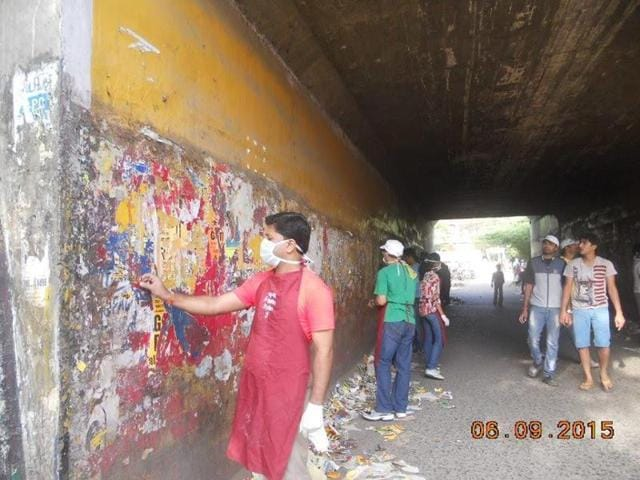 The Bhopal I-Clean group, which today has a core team of about 200 members, has cleaned and beautified more than 80 localities across the state capital.