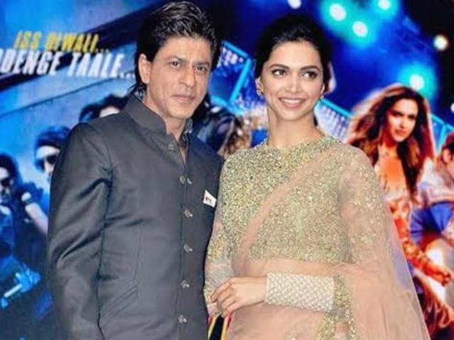 Deepika, 29, made her Bollywood debut opposite SRK in Om Shanti Om.
