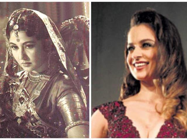 Kangana Ranaut's Meena Kumari biopic is stuck in limbo.
