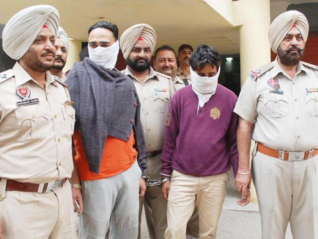 The accused are allegedly addicted to drugs and looted the NRI family to support their drug cravings.