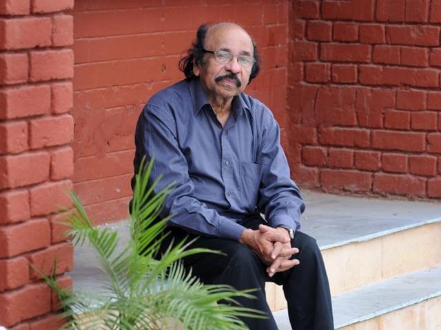K Satchidanandan,Chandigarh Literature Festival,Sahitya Akademi