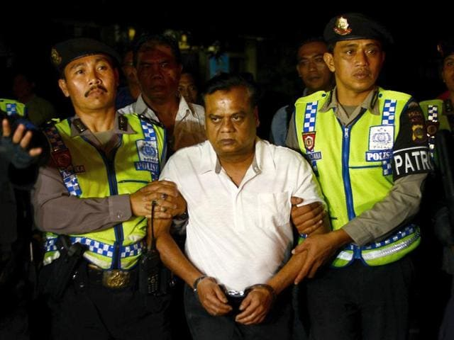 Rajan, who split up with Dawood after the attacks that killed 257 people, was brought to New Delhi last week following his deportation from Indonesia nearly three decades after he fled India.