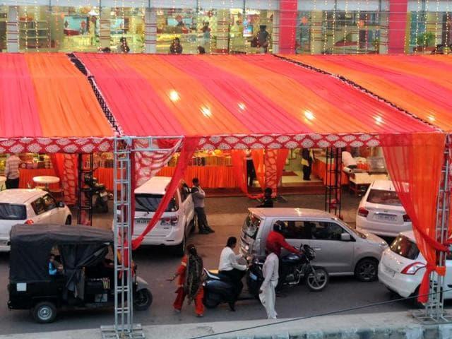 Diwali,Encroachments during Diwali,Patiala