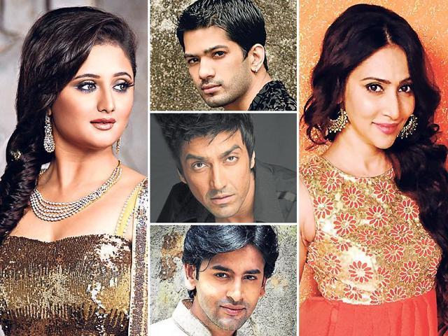 Shashank Vyas,Rashami Desai,Diwali
