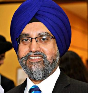 """The functioning of the Akal Takht should be free from any political colour. Whether it's SAD (Badal) or SAD (Mann), it means one and the same thing,"""" says Rajwant Singh, who is a doctor in Washington."""