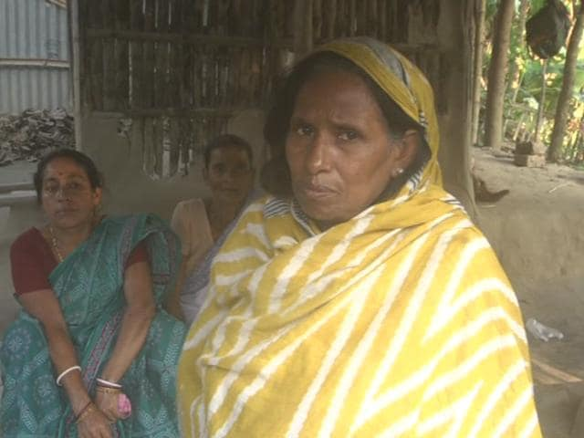 Shefali Bewa, a practising Muslim, has been organising Kali Puja in Kendua village in Malda district.