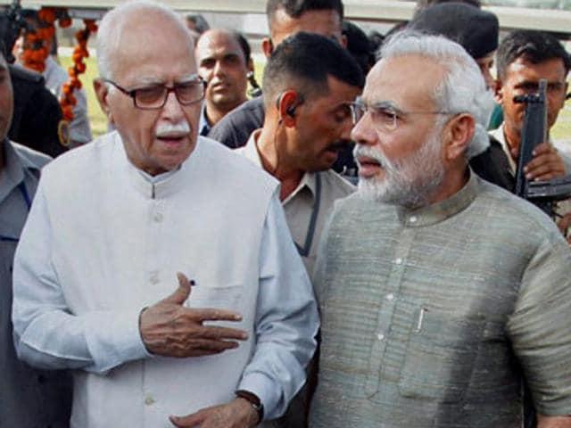 BJP veterans