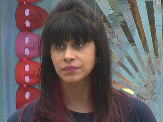 Kishwar is one of the six contestants nominated for eviction this week.