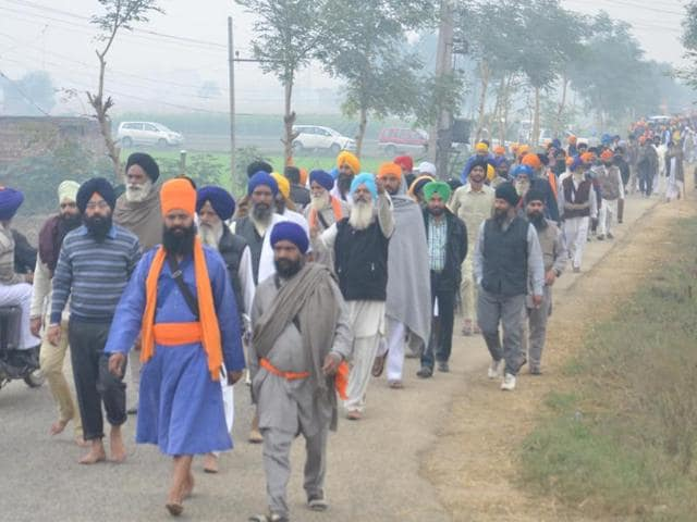 Sikh hardliners successfully managed to ride the anti-Badal sentiment.