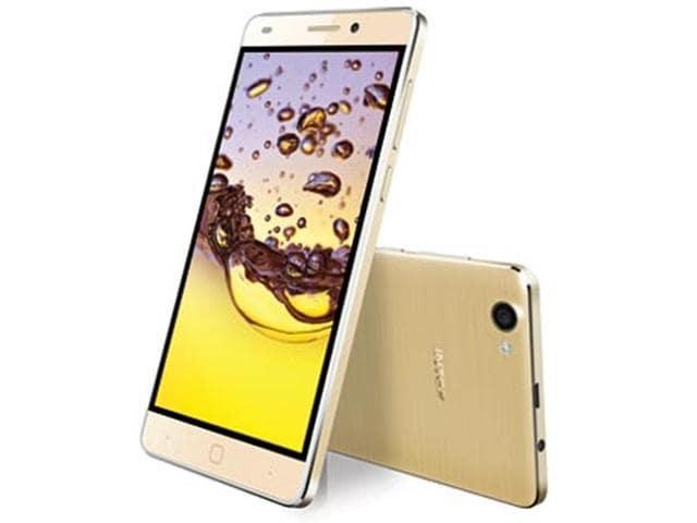 Intex,Smartphone,Android