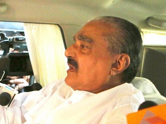 Kerala finance minister KM Mani