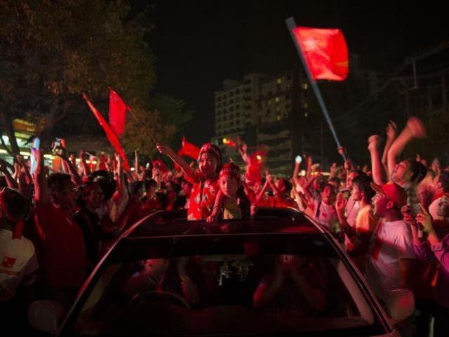 Myanmar elections,Myanmar,Aung San Suu Kyi
