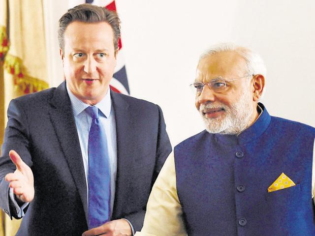 Modi,Modi's UK visit,Britain