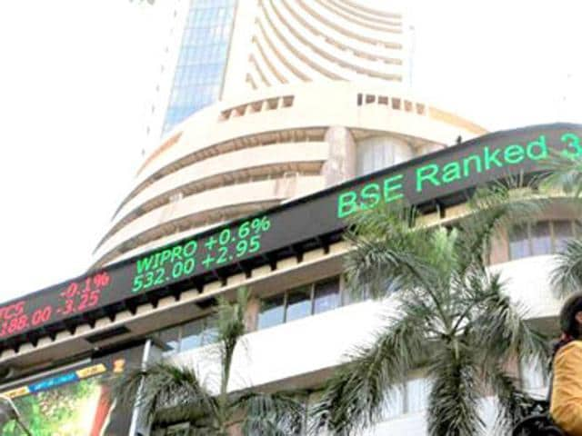 The benchmark BSE Sensex fell over 134 points to dip below the 26,000-mark in early trade Tuesday.