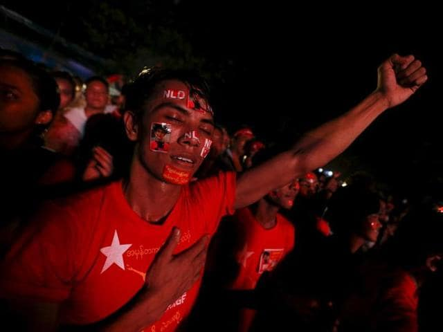 Myanmar elections,Aung San Suu Kyi,Military rule
