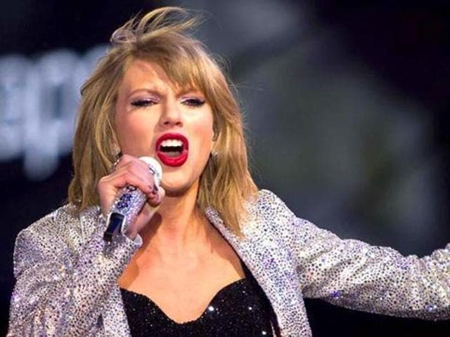 25-year-old Taylor Swift is said to have pocketed around $317.8 million since January 2015 according to the UK publication, Sunday Express. (Agency Photo)