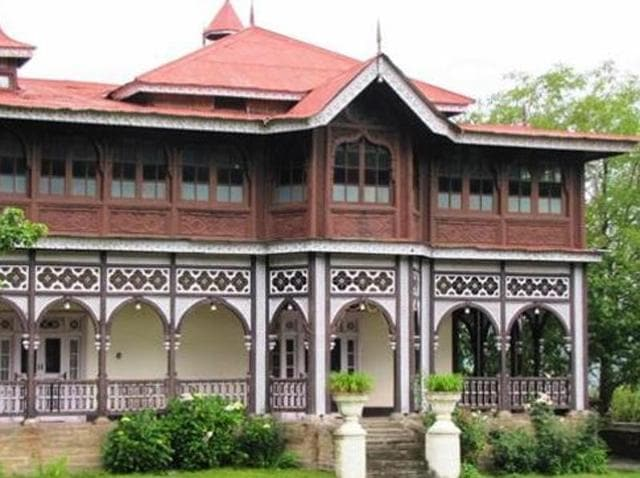 The police have recovered several artefacts and silver articles stolen from the palace on October 24. Interestingly, the items recovered are more than those reported stolen by the palace's caretaker.(HT File Photo)