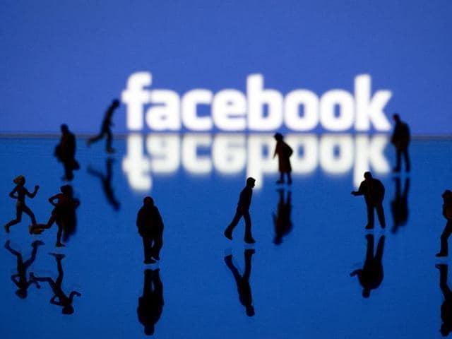 India,Facebook,Data surged