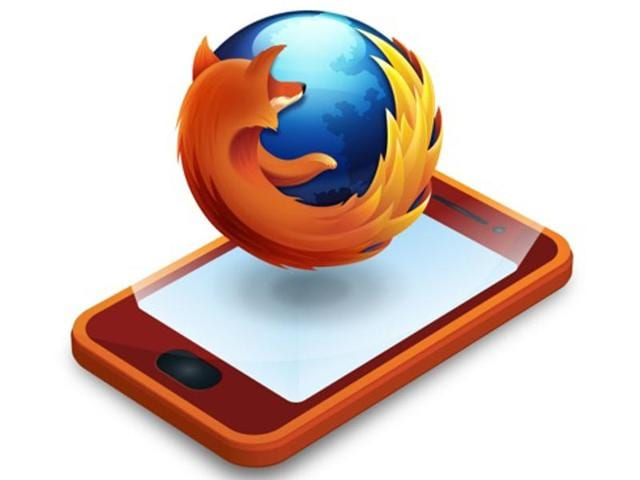 Mozilla's Firefox browser now available for iOS.