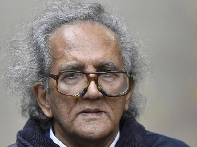 Aravindan Balakrishnan arrives at Southwark Crown Court in London, Britain. Balakrishnan is charged with false imprisonment and rape.