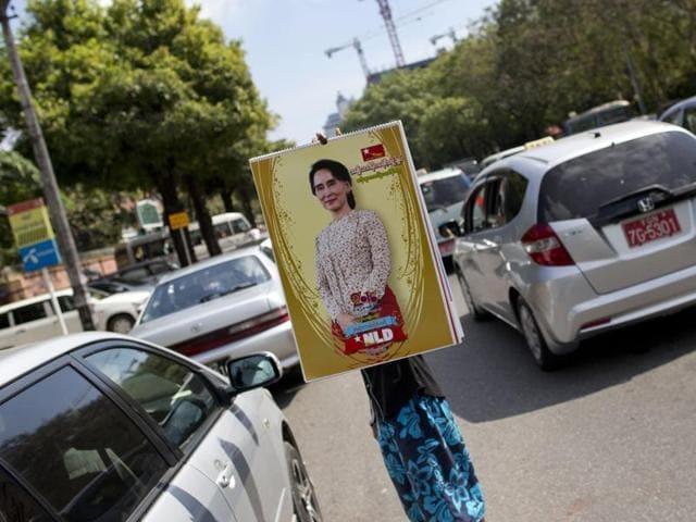 Myanmar elections,NLD,Aung San Suu Kyi