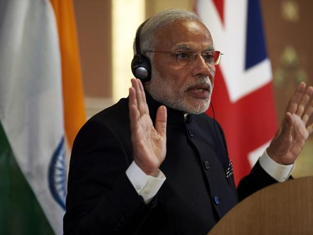 Full text of PM Narendra Modi's speech at British Parliament