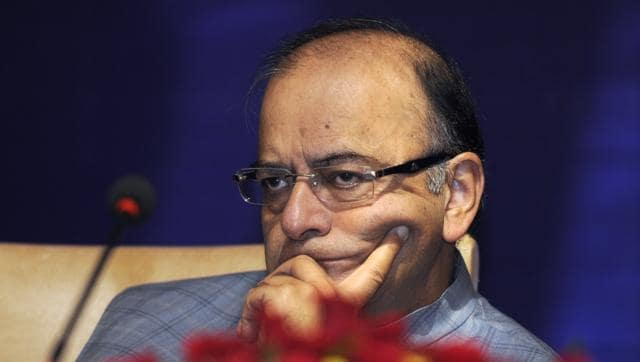 Arun Jaitley in his budget had set a target of earning Rs 1 lakh crore to come from telecom services, which included about 65,000 crore from spectrum auctions and rest from license renewals and deferred payments from previous auctions.