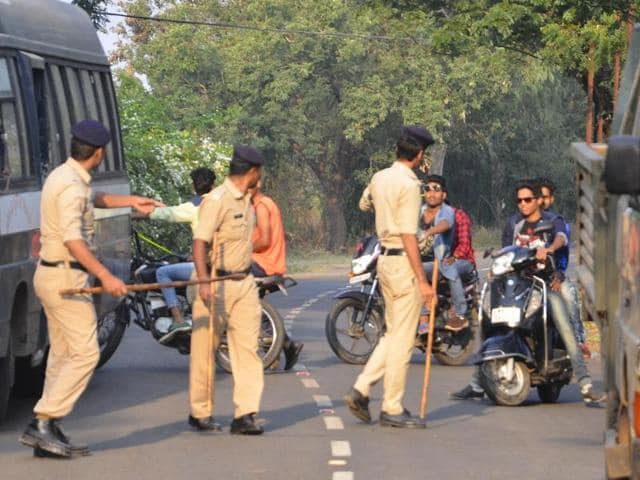 On Thursday, forest officials conducted an operation in Bhopal's in Kaliasot and Kerwa areas to catch tiger T1.