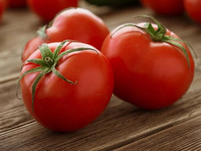 When consumed, lycopene undergoes a change in its chemical structure that potentially influences health.