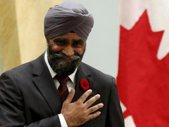 SGPC,Canada,defence minister