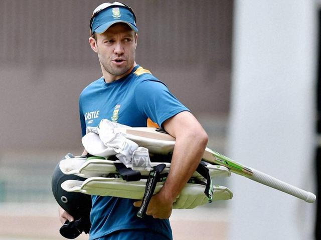 India vs South Africa cricket series 2015,Ab de Villiers' 100th Test match,Bangalore Test