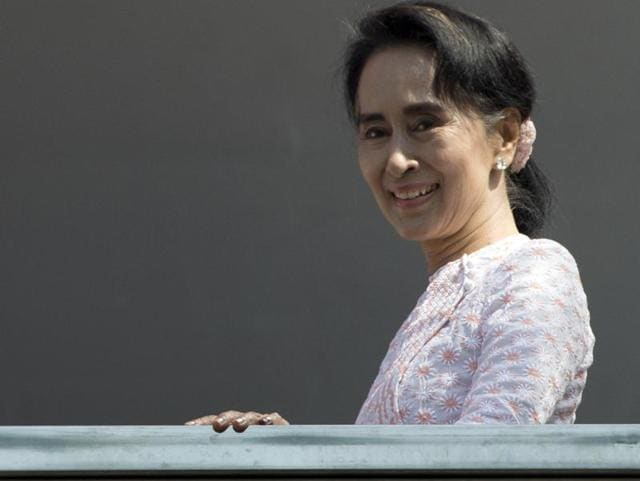 Myanmar election results