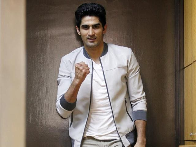Vijender Singh said improving his technique and defensive skills has been his biggest learning experience since turning professional.