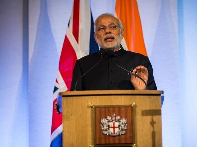 Modi in UK,British businesses,FDI