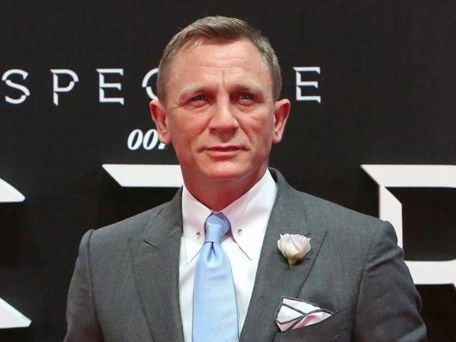 Daniel Craig,Spectre,Daniel Craig on Bollywood