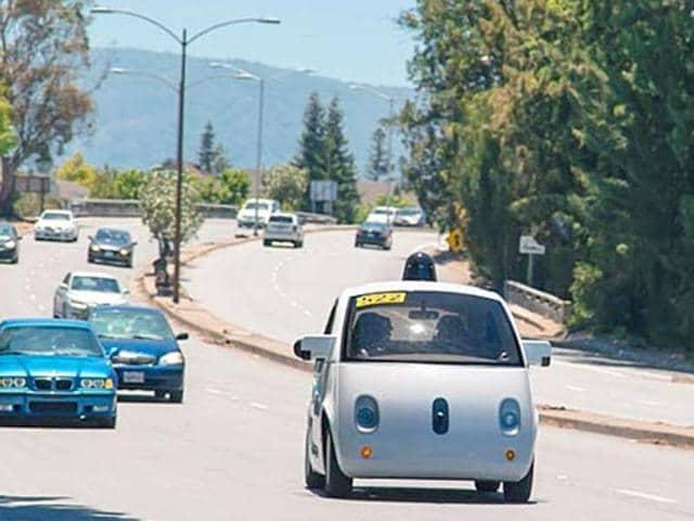 Google,Google driverless car,Self-driving cars