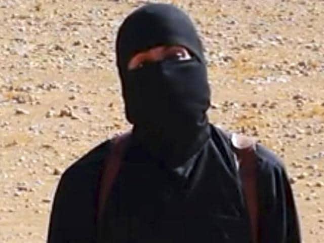 Jihadi John,Islamic State,Syria