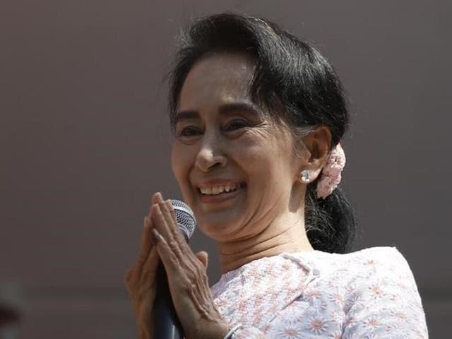 Aung San Suu Kyi,Myanmar,election