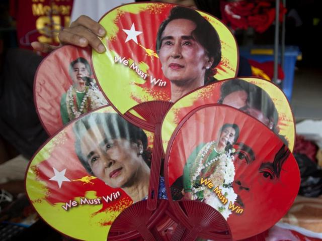 Aung San Suu Kyi,Myanmar elections,NLD