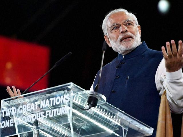 Modi in UK,Modi Wembley speech,Prime Minister Narendra Modi