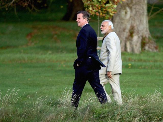 modi in london,modi in uk,london deal