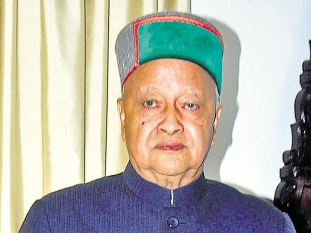 Bharatiya janta PArty,virbhadra Singh,Prem Singh Dhumal
